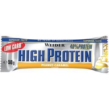 Billede af 40% Low Carb High Peanut-Caramel 50 g.