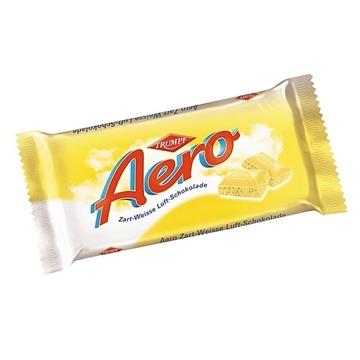 Billede af Aero Hvid Chokolade 100 g.