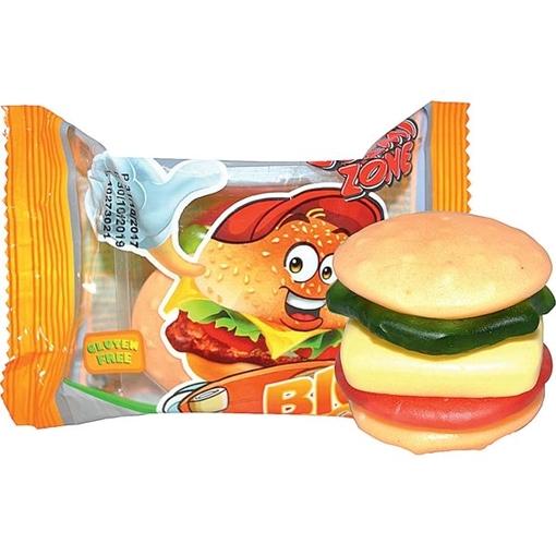 Billede af BIP Gummi Zone Big Burger 32 g.