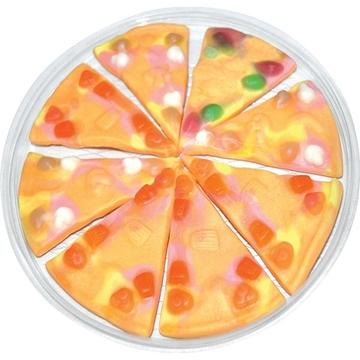 Billede af BIP Zone Mega vingummi Pizza 120 g.
