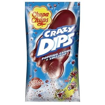 Billede af Chupa Chups Crazy Dips Cola 14 g.