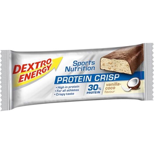 Billede af Dextro Sports Nutrition Protein Bar Vanilla Coco 50 g.