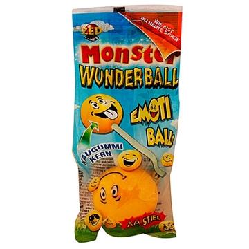 Billede af DOK Monster Magic ball på en pind Emoti 80 g.