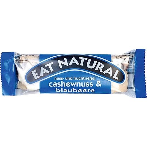 Billede af Eat Natural Cashew - Blåbær og Yoghurt 45 g.