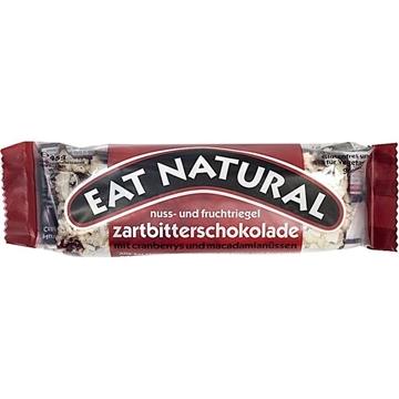Billede af Eat Natural Cranberry Macadamia og Mørk Chokolade 45 g.