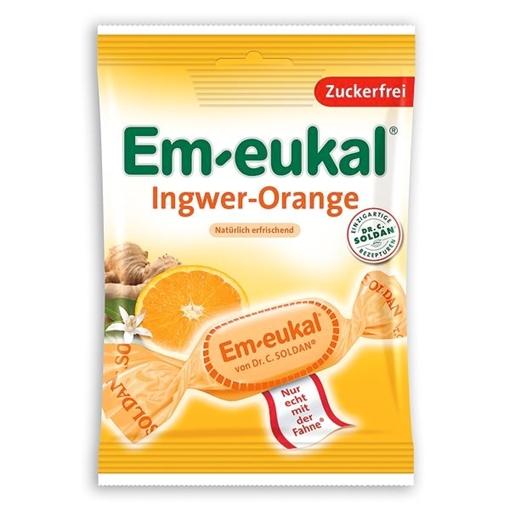 Billede af Em-eukal Ingefær og Orange 75 g.
