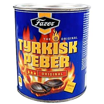 Billede af Fazer Tyrkisk Peber 375 g.