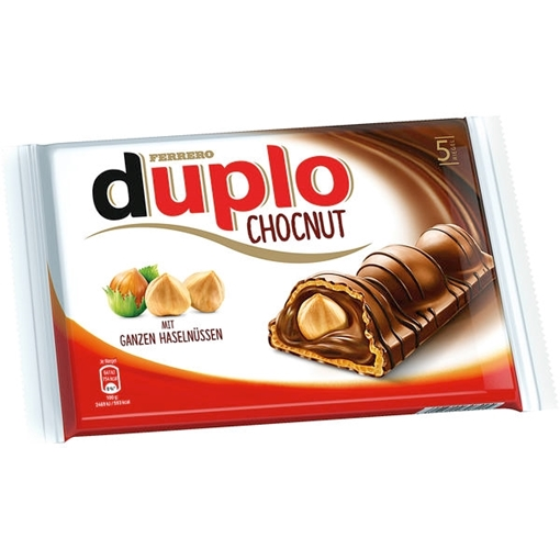 Billede af Ferrero Duplo Chocnut 5er 130 g.