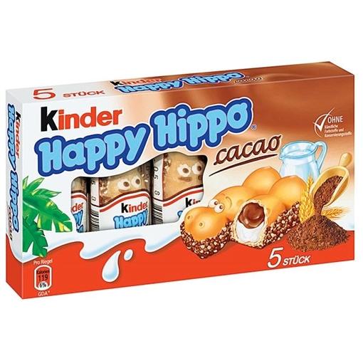 Billede af Ferrero Happy Hippo Cacao 5er 100 g.