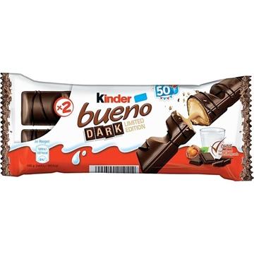Billede af Ferrero Kinder Bueno Mørk 2er 43 g.