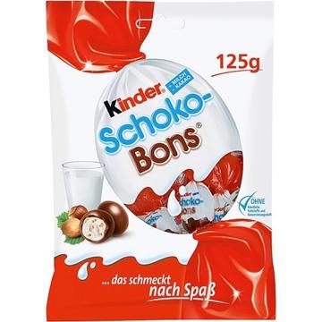Billede af Ferrero Kinder Schoko Bons 125 g.
