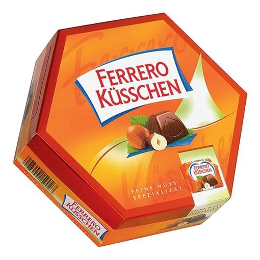 Billede af Ferrero Küsschen 178 g.
