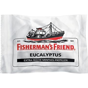 Billede af Fishermans Friend Menthol & Eucalyptus 25 g.