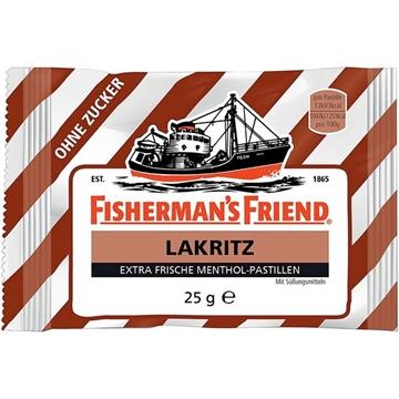 Billede af Fishermans Friend Lakrids 25 g.