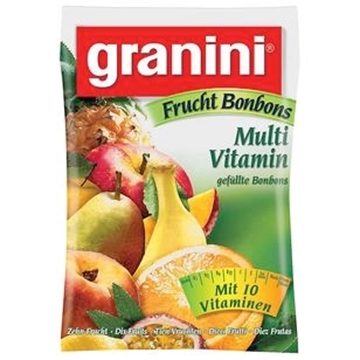 Billede af Granini Multivitamin 150 g.