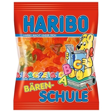 Billede af Haribo Bärenschule 200 g.