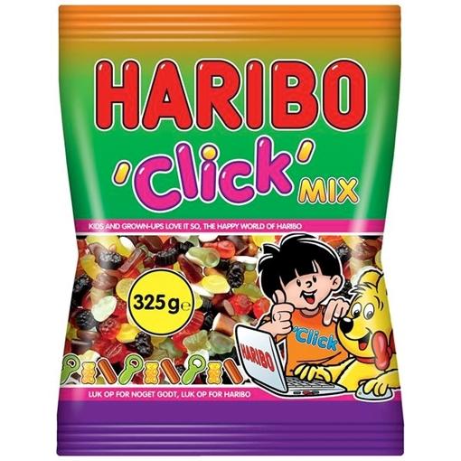 Billede af Haribo Click Mix 325 g.