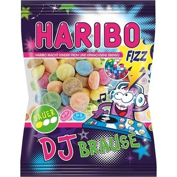 Billede af Stop Madspilld Haribo DJ Brause 175 g.