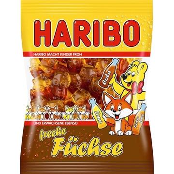 Billede af Haribo Freche Füchse 200 g.