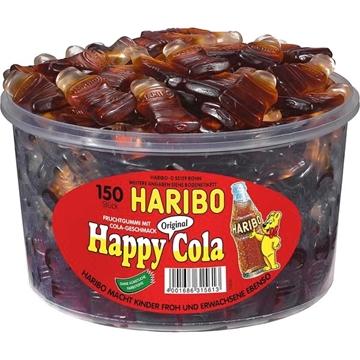 Billede af Haribo Happy Cola 1200 g.