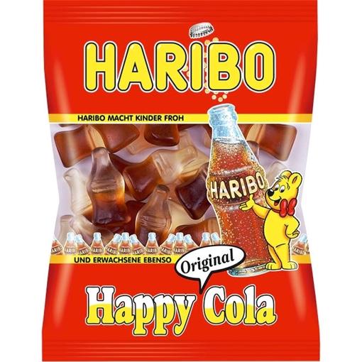 Billede af Haribo Happy Cola 100 g.