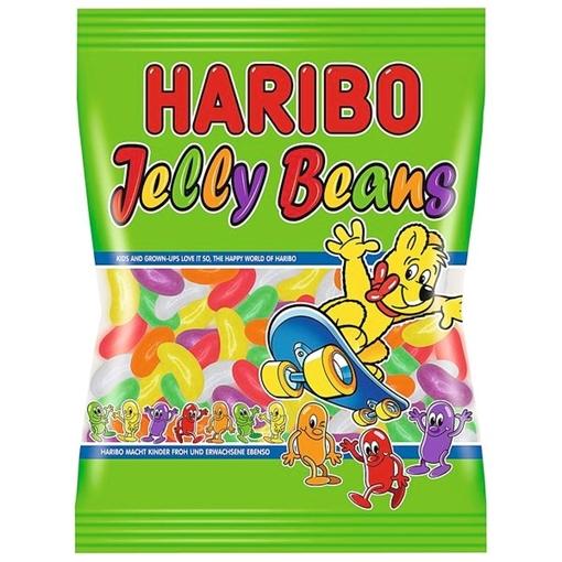 Billede af Haribo Jelly Beans 175 g.