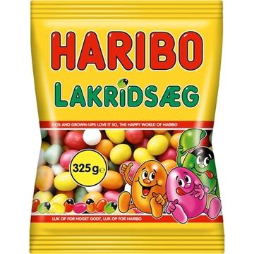 Billede af Haribo Lakridsæg 325 g.