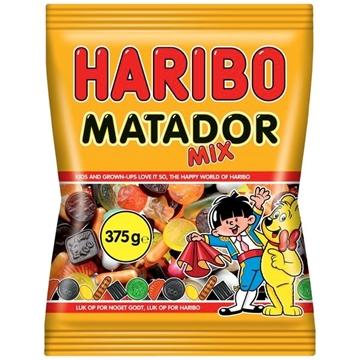 Billede af Haribo Matador Mix 375 g.