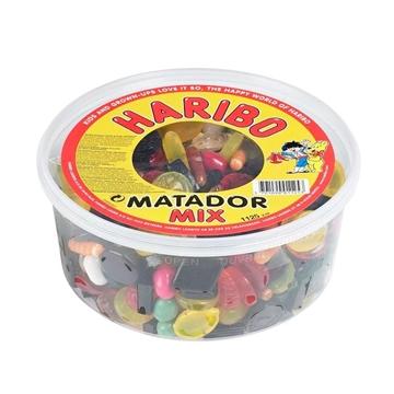 Billede af Haribo Matador Mix 1000 g.