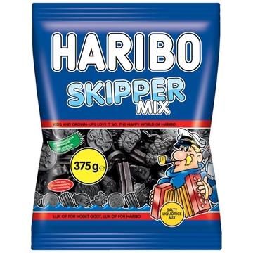 Billede af  Haribo Skipper Mix 375 g.