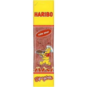 Billede af Haribo Spaghetti Cola Sur 200 g.