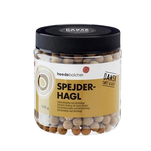 Billede af Heede Spejderhagl 800 g.