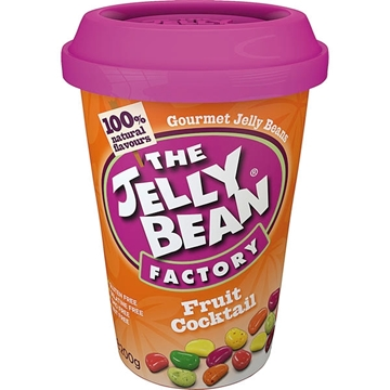 Billede af Jelly Bean Factory Fruit Cocktail Cup 200 g.