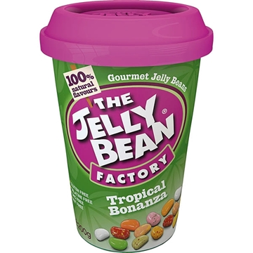 Billede af Jelly Bean Factory Tropical Bonanza Cup 200 g.