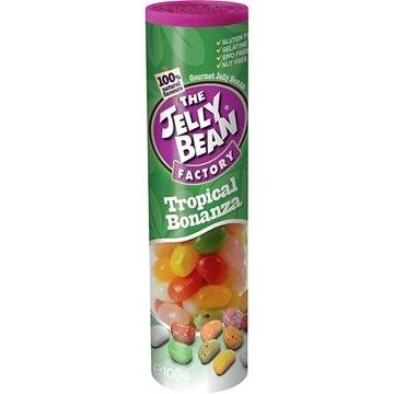 Billede af Jelly Beans Tropical Bonanza Stange 100 g.