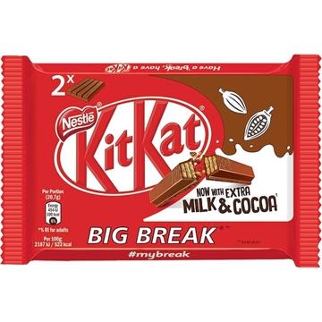 Billede af KitKat Big Break 2x41.5g 83 g.