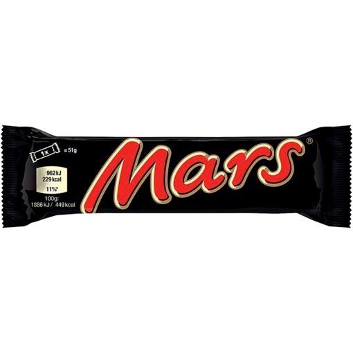 Billede af Mars Classic Single 51 g.
