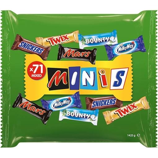 Billede af Mars Mixed Minis 1425 g.
