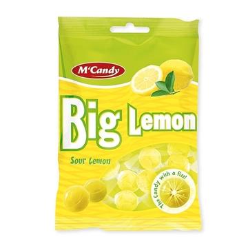 Billede af M'Candy Big Lemon 150 g.