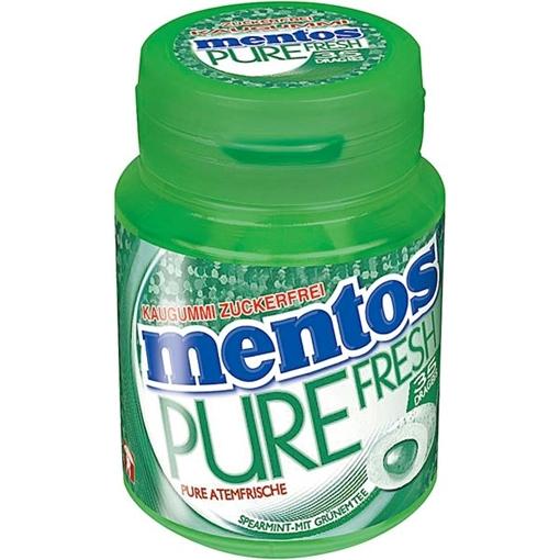 Billede af Mentos Gum Pure Fresh Spearmint 70 g.