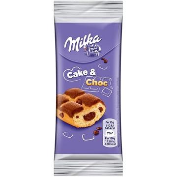 Billede af Milka Cake & Choc 35 g.