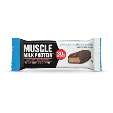 Billede af Muscle Milk Protein Riegel, Vanille Mandel 35 g.