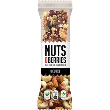 Billede af Nuts & Berries Bar Deluxe 40 g.