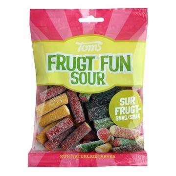 Billede af Pingvin Frugt Fun Sour 200 g.