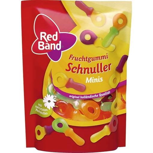 Billede af Red Band Fruchtgummi Schnuller 200 g.