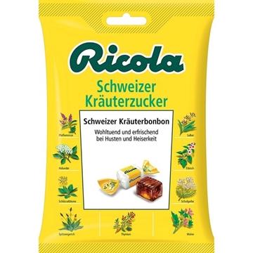 Billede af Ricola Schweizer Kräuter 75 g.