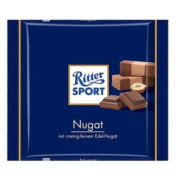 Billede af Ritter Sport Nugat 250 g.