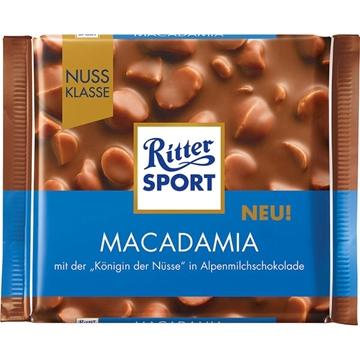 Billede af Ritter Sport Nuss-Klasse Macadamia 100 g.