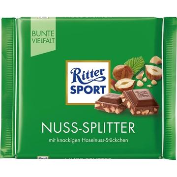 Billede af Ritter Sport Nuss-Splitter 100 g.