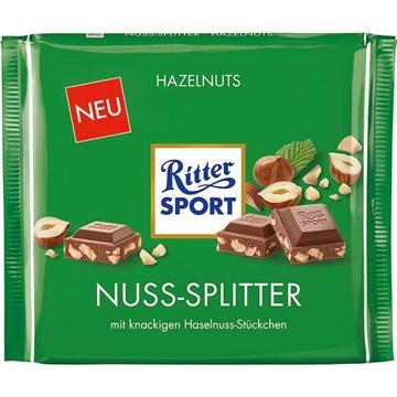 Billede af Ritter Sport Nuss-Splitter 250 g.